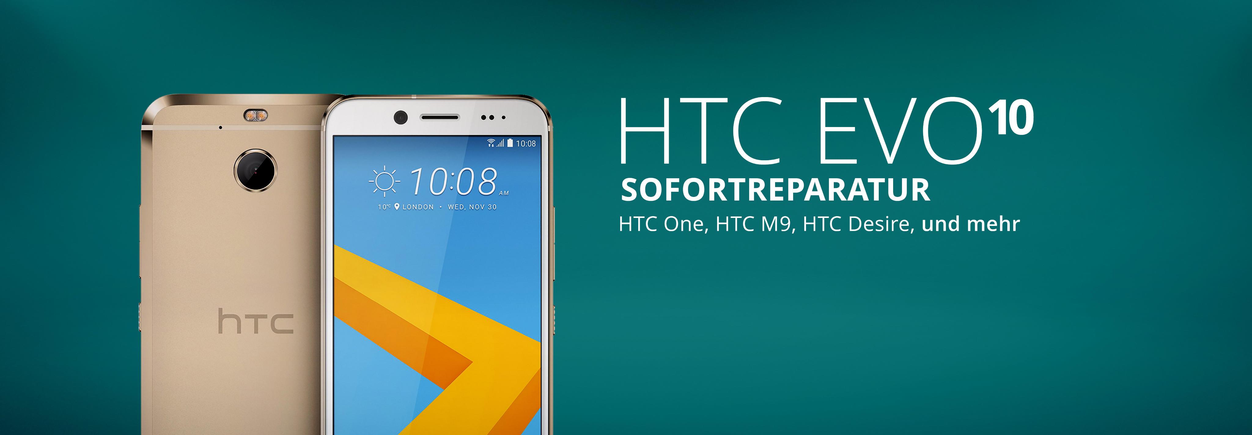 Bilotech HTC Reparatur