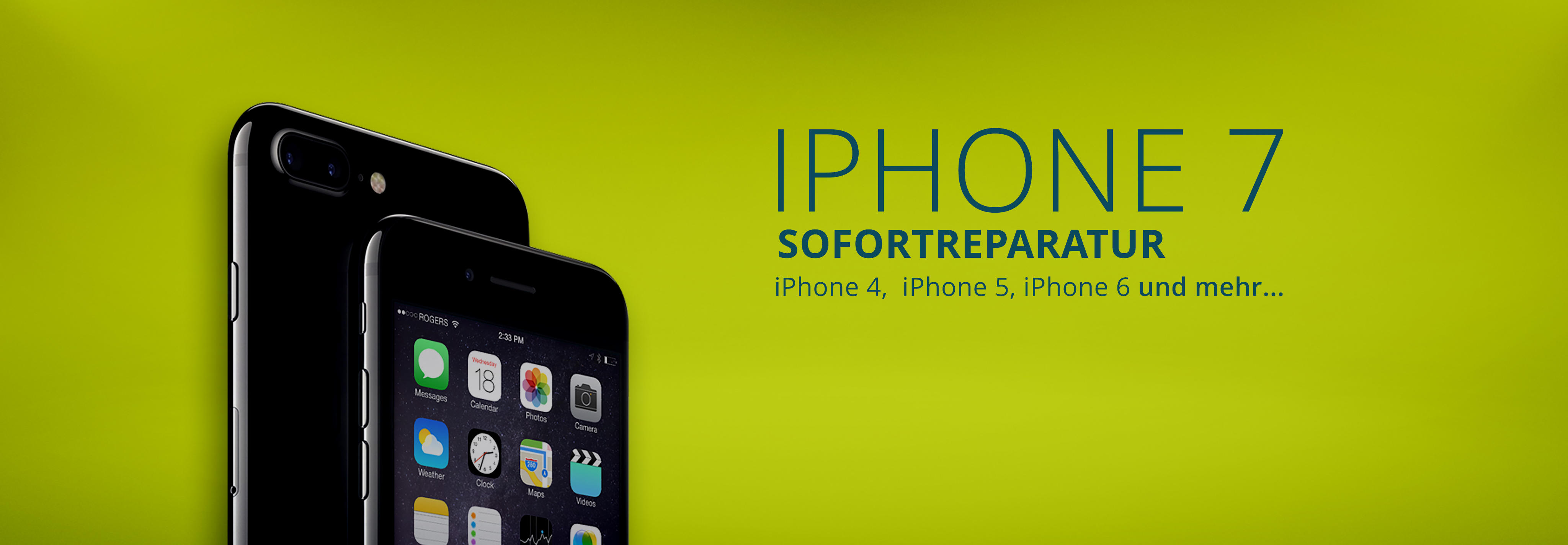 Bilotech iPhone Reparatur